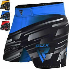 RDX Fight Shorts UFC Cage MMA Grappling Short Boxing Muay Thai Mens Pants Wear W