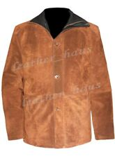 Sheriff Walt (Robert Taylor) Longmire Genuine Leather Winter Jacket / Coat #531