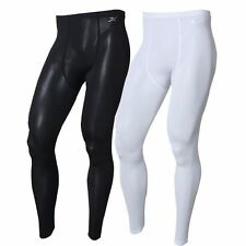 Mens Thermal Underwear Compression Pants Base Layer Napping Fabric Winter PSM