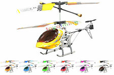 GYRO Metal 3Ch Remote Control Mini RC 6020-1 Helicopter