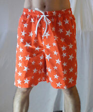 Men's Board Shorts Boardshort Beach Swim Trunks Casual Volleys Stars Polka Dot