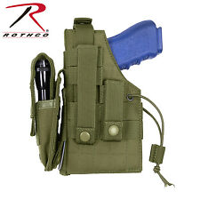 Rothco 10489 MOLLE Modular Ambidextrous Holster - Olive Drab