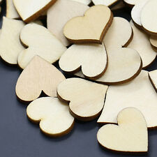 50PCS MIXED SIZES BUTTERFLY FLOWER HEART WOOD BUTTONS GOODLY SCRAPBOOKING SEWING