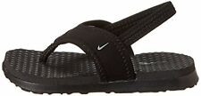 Boy's/Girl's Toddler NIKE LITTLE CELSO Black Thongs Casual Sandals Shoes NEW