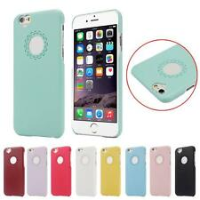 Fashion Hollow Flowers Heart-Shaped Back Case Cover Skin For Apple iPhone 6S