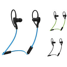 Stereo Headset Wireless Bluetooth Earphone for LG G4 Samsung Galaxy Note 5/4/3