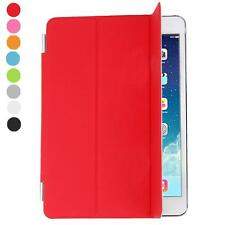 For iPad mini 4 Retina Slim Triple-sided Magnetic Leather Smart Cover Sleep Case