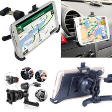 360° Rotating In Car Air Vent Cradle Stand Mount Holder For Samsung Galaxy Phone