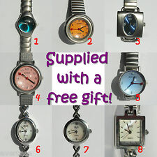 Abyss, Softech Women, Girl, Ladies Analogue Quartz Wrist Watch. Gift for her