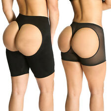 Thigh Butt Trainer Lifter Booty boost Panty Long and boy shorts Black 003 & 001