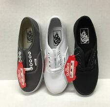 VANS AUTHENTIC CLASSIC LOW PRO CANVAS ALL SIZE (NEW)
