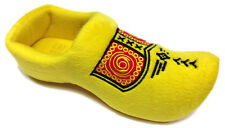 Comfy Dutch Clog Slippers in Yellow