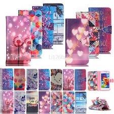 Vogue Design -HX Card Wallet Leather Case Cover For Samsung Galaxy S3/S4/S5/J1