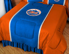 NEW YORK METS SIDELINES COMFORTER, SHEET SET, TOSS PILLOW