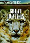 NATURE: GREAT HUNTERS (DVD, 2008  ~ 10 Hours on 6 Discs) -