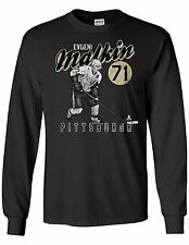 Pittsburgh Penguins Star Evengi Malkin Vintage Long Sleeve Shirt
