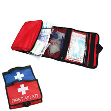38 Piece First Aid Emergency Kit Tool Car Auto Home Medical Camping Travel
