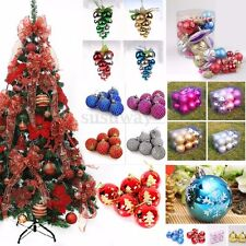 Ball Baubles Hanging Christmas Xmas Tree Party Gift Decoration Decor Ornament