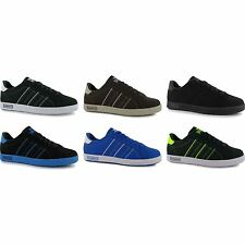 Lonsdale Gents Oval Stitched Trainers Pumps Lace Up Mens