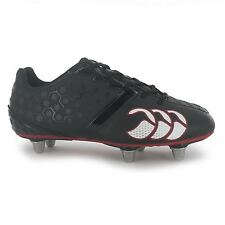 Canterbury Phoenix Club Rugby Boots Lace Up Junior Childrens