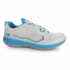 Gola Palm Cushioned insole Trainers Pumps Running Sneakers Lace Up Ladies
