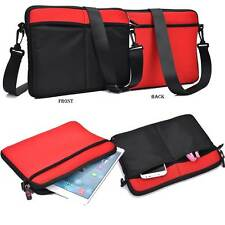Universal Laptop Padded Shoulder Carry Bag Sleeve Case in 9.5""