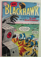 BLACKHAWK #198 - Silver Age DC Comic 1960s - Low Grade Copy - Combined Shipping