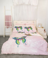 Butterfly Pink Duvet | Doona Quilt Cover Set | Ardor Home | Wings of a Butterfly
