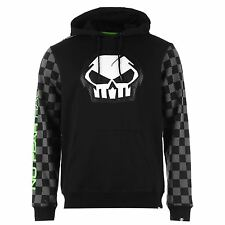 No Fear Over The Head Hoody OTH Hoodie LS Casual Mens Gents