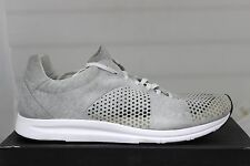 Men's Puma Haast Leather 353120 02 Gray Violet Brand New