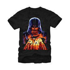 Star Wars Darth Vader in Control Mens Graphic T Shirt