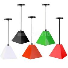 Modern Iron Light Lamp Shade Ceiling Lampshade Home Decor 5 Colors
