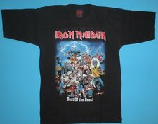 Iron Maiden - Best of the Beast T-Shirt NEW