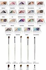 e.l.f. Brightening Eye Color Quad PICK YOUR COLOR w/ set of 5 Eye Brushes NEW!