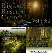 On Track of the Pacific Northwest Sasquatch ~ RARE BIGFOOT RESEARCH DOCUMENTARY!