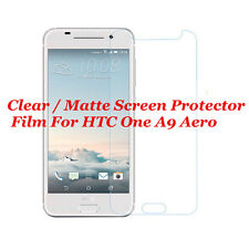 Clear / Matte Front Screen Protector Film Guard Cover Lot For HTC One A9 Aero