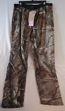 HUNTERS SPECIALTIES WOMEN'S TEK 4 BASE LAYER HEAVY WEIGHT COZY PANTS -XXL #02269
