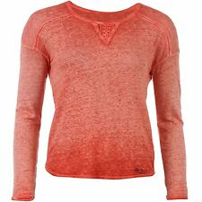 Pepe Jeans Lorian Shirt ls Top Casual Womens Ladies