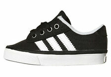 ADIDAS KIEL I BLACK WHITE BLK ORIGINALS TODDLER CASUAL SKATEBOARDING SKATE SHOES
