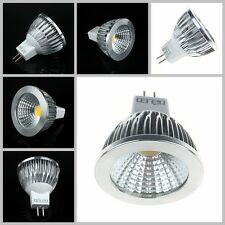 3W COB MR16 LED Bulb Save Energy Spot Light Indoor Home Lamp Cool Warm White