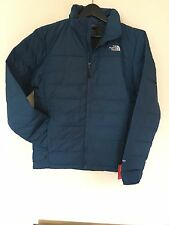 NWT THE NORTH FACE MEN'S BROZA 550 GOOSE DOWN JACKET BLUE $249 SIZE S,M,L,XL