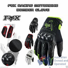 FOX Racing Bomber Glove Kevlar Knuckle Motorbike DirtBike Offroad Cycling Gloves
