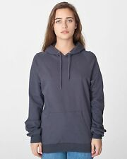 American Apparel 5495 California Fleece Pullover Hoodie NEW SIZES XS-2XL!