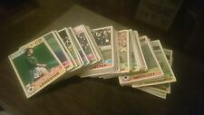 Original Topps (Any 5) chewing gum football Collector Cards (1977)