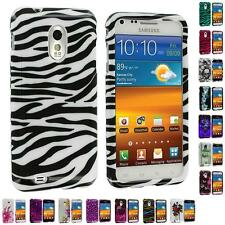Design Hard Case Cover Accessory for Samsung Epic Touch 4G Sprint Galaxy S II S2