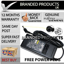 Genuine Original Fujitsu Advent Laptop Notebook Charger Power Supply Ac Adapter