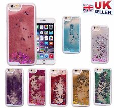 Glitter Bling Stars Liquid Novelty Colourful Phone Case Cover For Iphone&Samsung