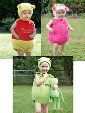 Baby Toddler Disney The Muppets Tabard Winnie the Pooh Fancy Dress Costume Child