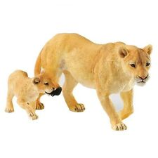 COUNTRY ARTISTS WILDLIFE *HOLD ON TIGHT-LION & CUB* FIGURINE 03727 RRP: £39.95!