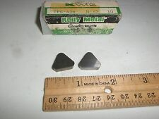 KELLY METAL TPG-438 CARBIDE INSERTS (10 PCS)